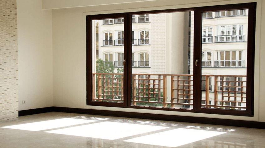 بازسازی ساختمان , پنجره