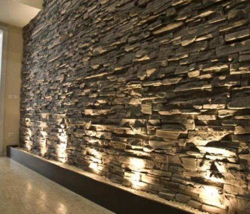 سنگ مصنوعی , دکوراسیون داخلی