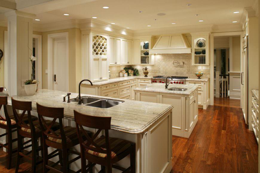 آشپزخانه جزیره ای |بازسازی آشپزخانه