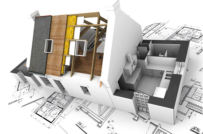 اجرا , بازسازی ساختمان