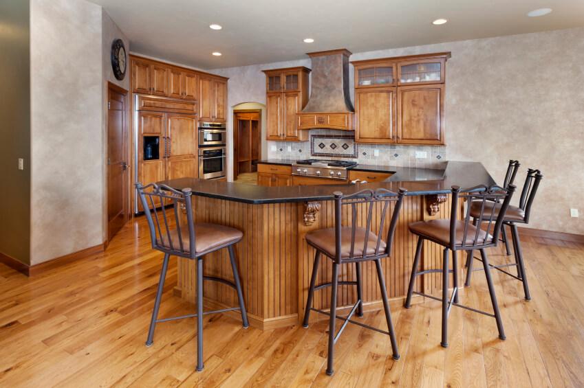 آشپزخانه G شکل |بازسازی آشپزخانه