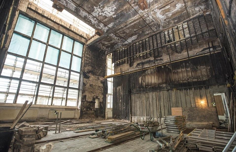 بازسازی ساختمانهای فرسوده